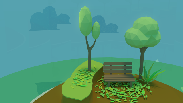 FOREST MOCK UP